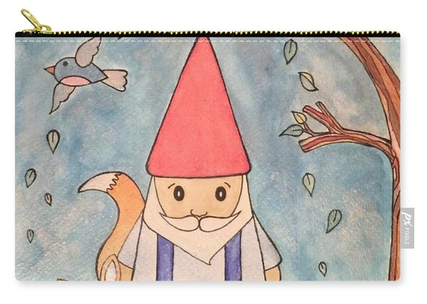 Enchanted Gnome Forest Carry-all Pouch