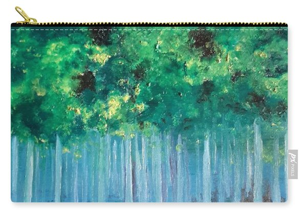 Enchanted Poplars Carry-all Pouch