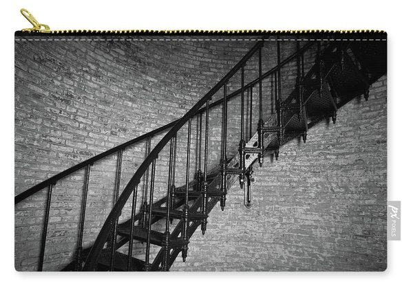 Enchanted Staircase II - Currituck Lighthouse Carry-all Pouch