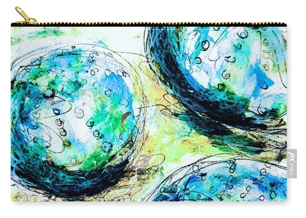 Enchanthing Sea Urchins Carry-all Pouch