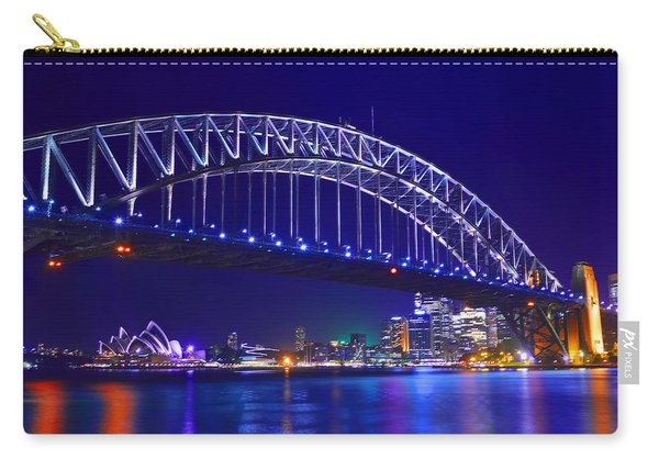 Enchantment Of Sydney Carry-all Pouch