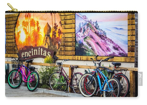 Bicycle Parking Carry-all Pouch