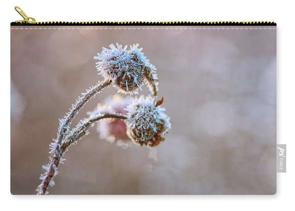 Encrusted Carry-all Pouch
