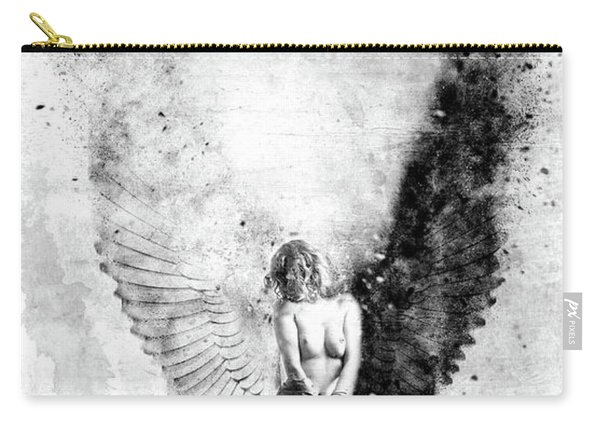 End Of Innocence Carry-all Pouch