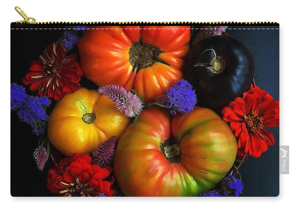 End Of Summer Colors Carry-all Pouch