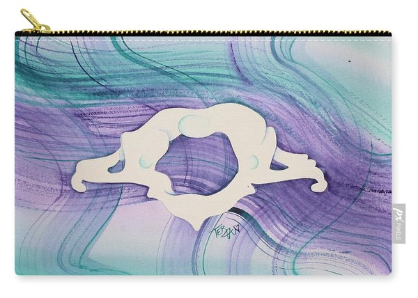Energetic Atlas Carry-all Pouch