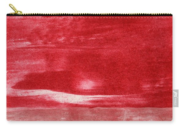 Energy- Abstract Art By Linda Woods Carry-all Pouch