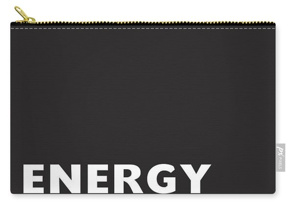 Energy Vampires Only- Art By Linda Woods Carry-all Pouch
