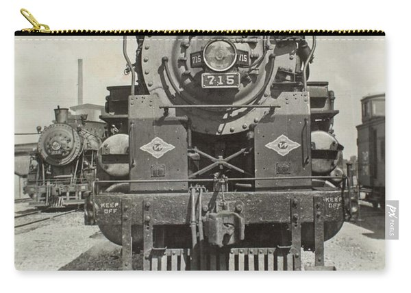 Engine 715 Carry-all Pouch
