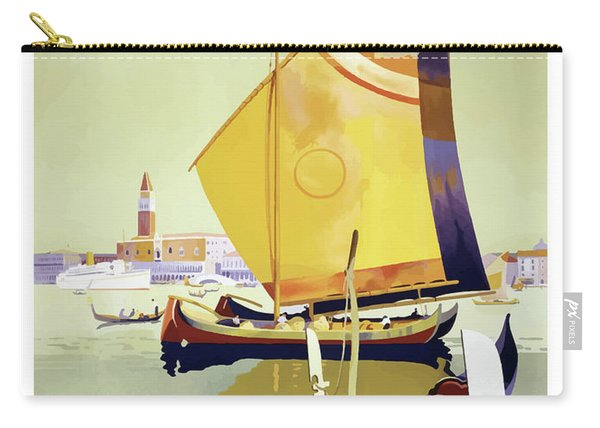 England, Sailing Boats, Royal Mail Carry-all Pouch