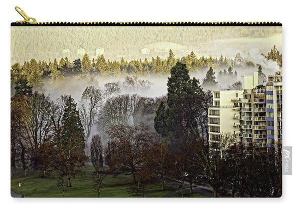 English Bay Fog Carry-all Pouch