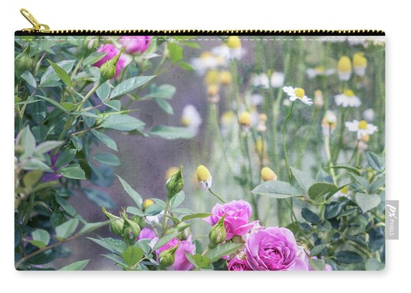 English Garden Carry-all Pouch