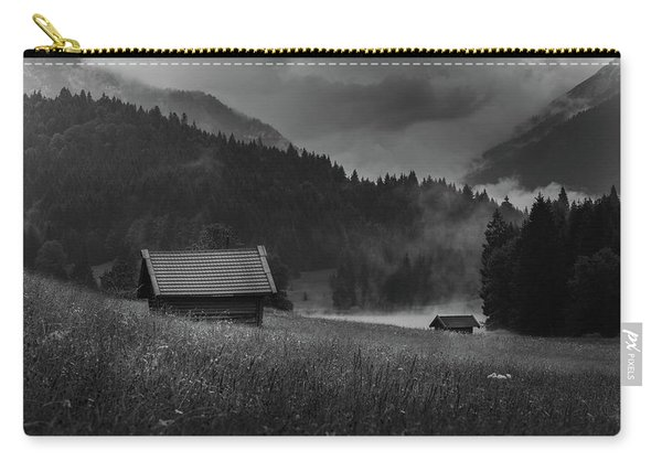 Enigmatic Alps Carry-all Pouch