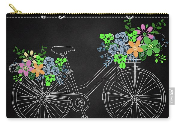Enjoy The Ride-jp3929 Carry-all Pouch