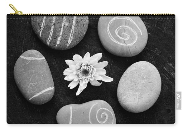 Enlightened - Art By Linda Woods Carry-all Pouch