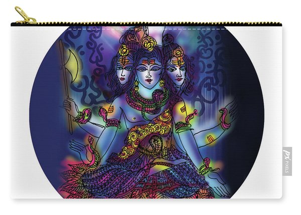 Enlightened Shiva Carry-all Pouch