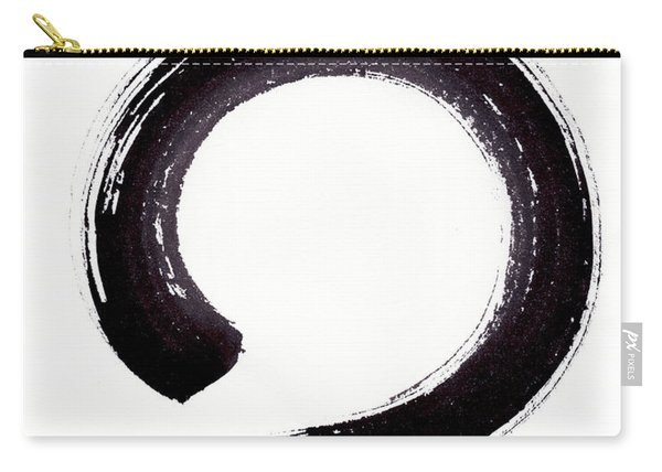 Enso - Embracing Imperfection Carry-all Pouch