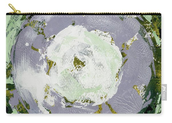 Enso Of Lavender Carry-all Pouch