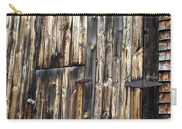 Enter The Barn Carry-all Pouch