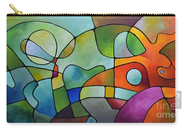 Equanimity Carry-all Pouch