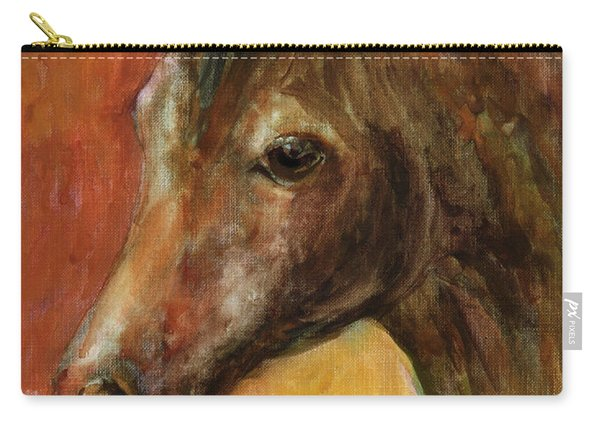 Equine Horse Painting  Carry-all Pouch