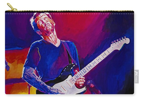 Eric Clapton - Crossroads Carry-all Pouch