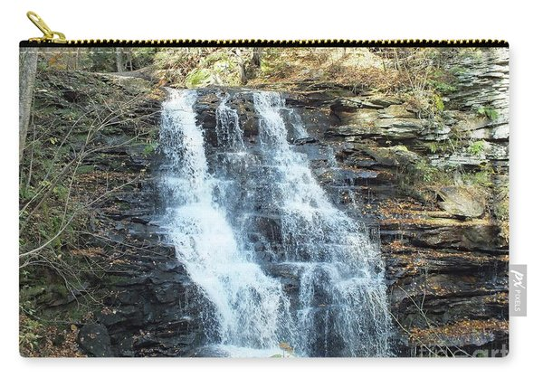 Erie Falls 3 - Ricketts Glen Carry-all Pouch
