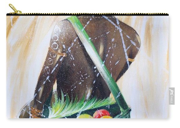 Eritrean Harvest Carry-all Pouch