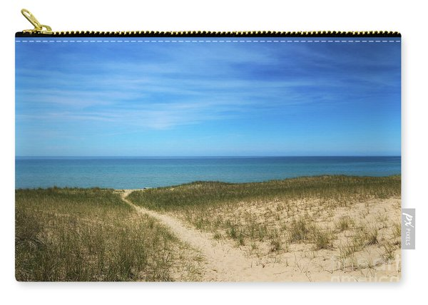 Esch Beach Carry-all Pouch