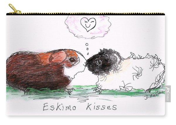 Eskimo Kisses Carry-all Pouch