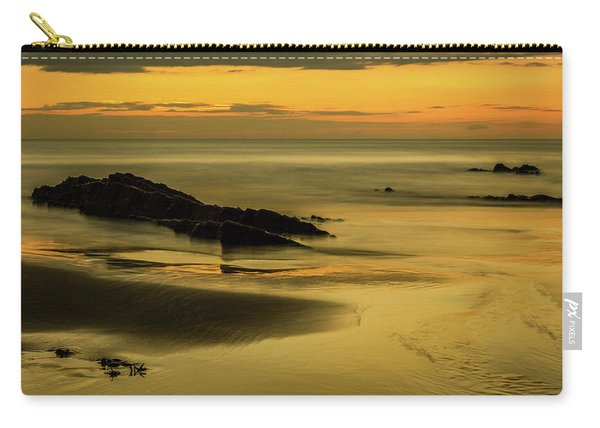 Carry-all Pouch featuring the photograph Essentially Tranquil by Nick Bywater