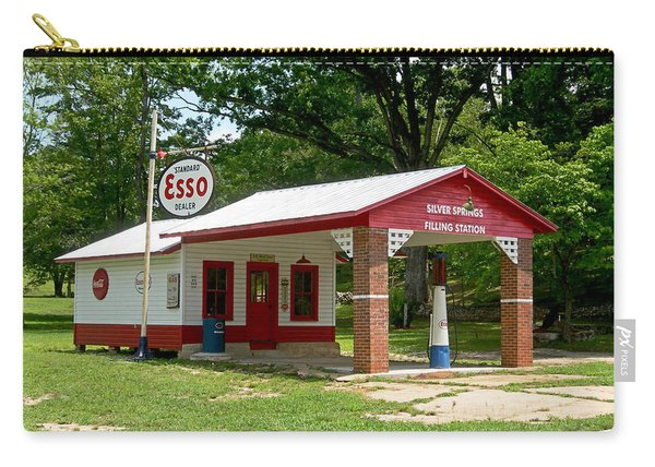 Esso Station Carry-all Pouch