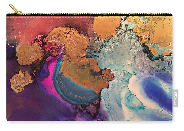 Estuary Of My Heart Carry-all Pouch