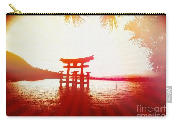 Eternal Japan Carry-all Pouch