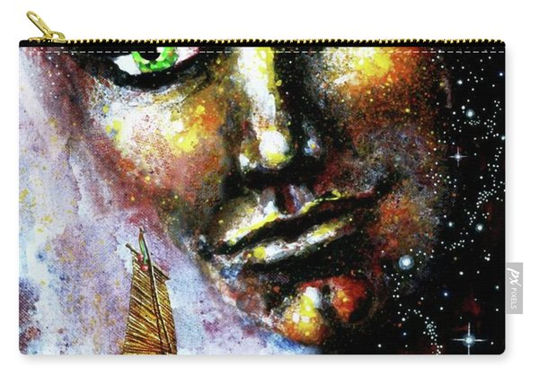 Eternal  Voyage Carry-all Pouch