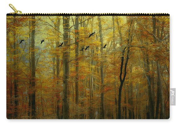Ethereal Autumn Carry-all Pouch