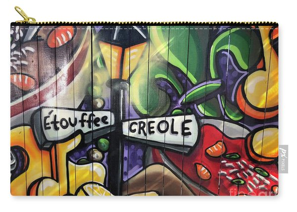 Etouffee Creole Carry-all Pouch