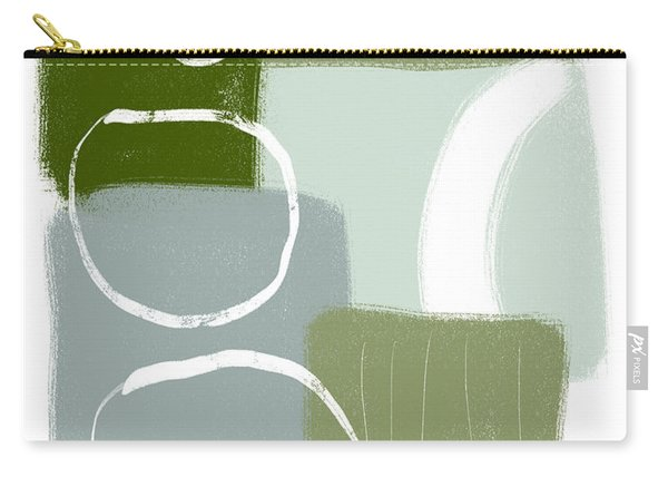 Eucalyptus Breeze 1- Art By Linda Woods Carry-all Pouch