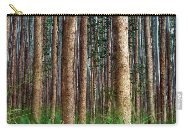 Eucalyptus Forest Carry-all Pouch
