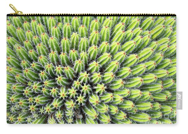 Euphorbia Carry-all Pouch