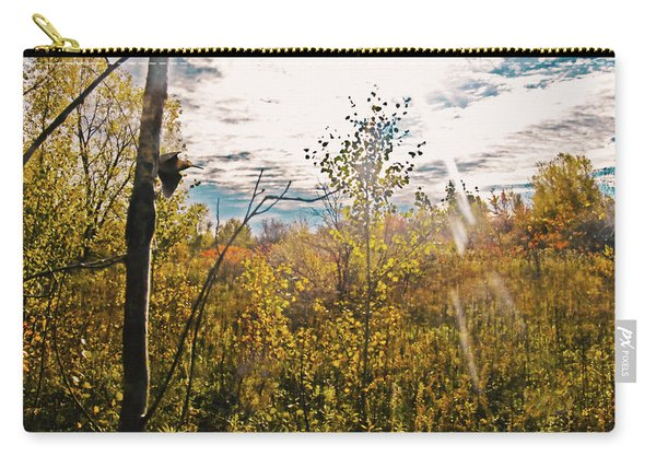 Evanescent Dreams Of Autumn Carry-all Pouch