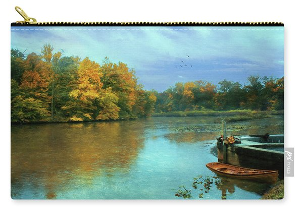 Evans Pond Carry-all Pouch