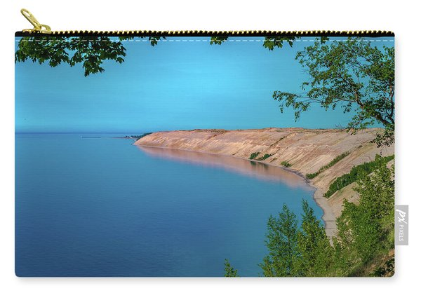 Eveing Light On Grand Sable Banks Carry-all Pouch