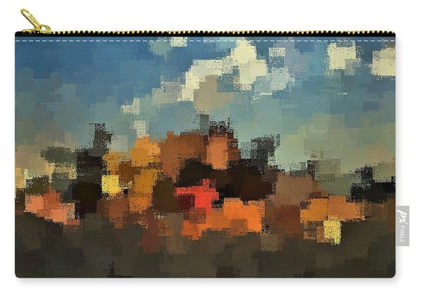 Evening At The Farm Carry-all Pouch
