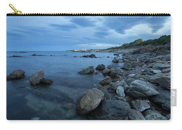 Evening Beach Carry-all Pouch