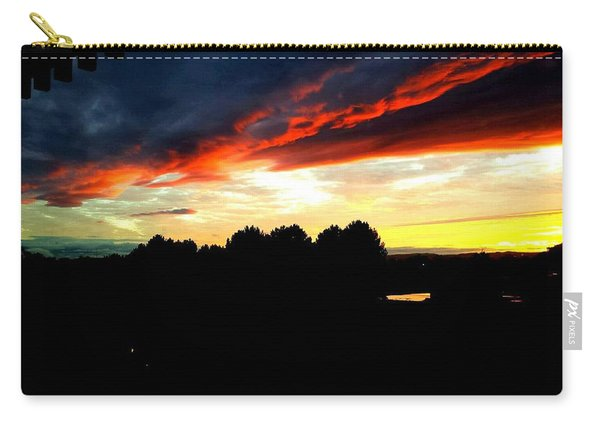 Evening Blanket Carry-all Pouch
