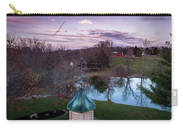 Evening Dove Carry-all Pouch