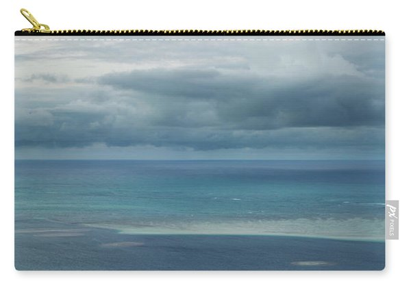 Evening Horizon Kaneohe Bay Carry-all Pouch