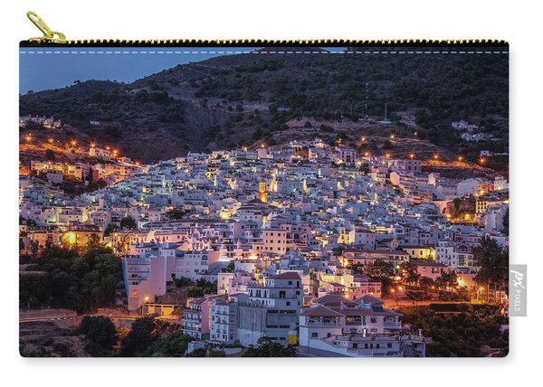 Evening In Competa Carry-all Pouch