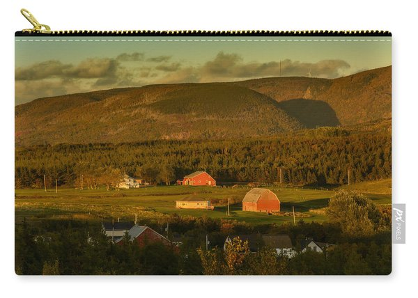 Evening Is Coming To Cheticamp I Carry-all Pouch